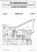 Map Image 039, Lake of the Woods County 1992
